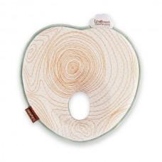 Perna Lovenest Original din bumbac organic impotriva plagiocefaliei Natural Care
