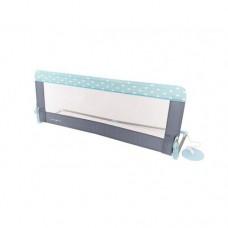 Protectie pat rabatabila pentru somiera adancita 150 cm Dreams Blue