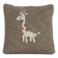 Perna decorativa 30X30 cm Giraffe