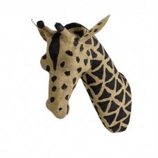 Decoratiune perete Trofeu Girafa
