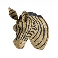 Decoratiune perete Trofeu Zebra
