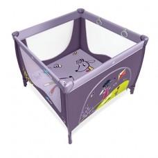 Tarc de joaca cu inele ajutatoare  purple 2016