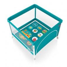 Espiro Funbox turquoise - tarc de joaca
