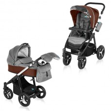Husky 09 beige - Carucior Multifunctional 2 in 1