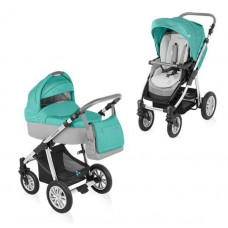 Dotty 05 turquoise 2015 - Carucior 2 in 1