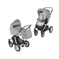 Dotty 07 grey 2015 - Carucior 2 in 1