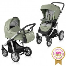 Lupo Comfort 04 Green 2015 - Carucior Multifunctional 2 in 1