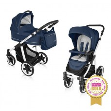 Carucior Multifunctional 2 in 1 Lupo Comfort 03 Navy 2016
