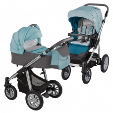 Carucior 2 in 1 - Baby Design Dotty 05 Turquoise