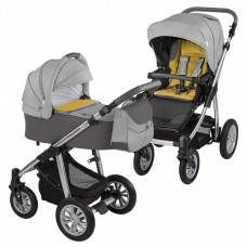 Carucior 2 in 1 - Baby Design Dotty 07 Grey