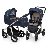 Carucior Multifunctional 2in1  Lupo Comfort  Navy 2017