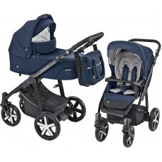 Baby Design Husky Carucior multifunctional Navy + Winter Pack