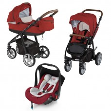 Carucior multifunctional 3in1 Next Avenue Red Rock 2017
