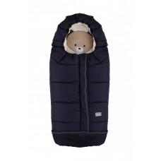 Sac de iarna  Cuccioli 100 cm - Bear Blue/Beige