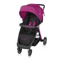 Baby Design Clever- 08 pink 2016 carucior sport