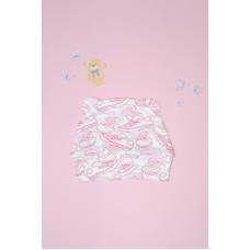 Caciulita roz cu desen