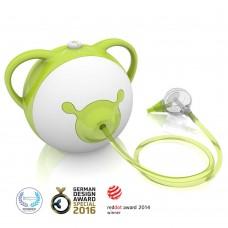 Nosiboo PRO - Aspirator nazal electric green