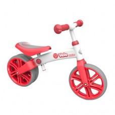 YVelo Junior red - motoras pentru copii