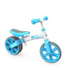 YVelo Junior albastru - motoras pentru copii