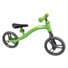 Bicicleta fara pedale Y Volution Y Velo AIR verde