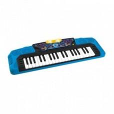 Orga electronica copii Superkeyboard Blue cu functie inregistrare