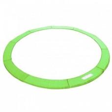 Protectie arcuri universala pentru trambulina de 305 cm, verde