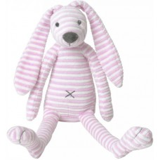 Jucarie de plus Iepurasul Reece Pink no 1, 30 cm