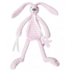 Jucarie de plus Iepurasul Reece Pink Tuttle, 30 cm