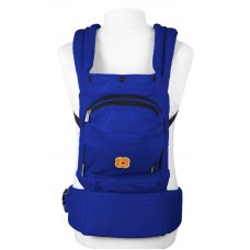 Marsupiu anatomic Cangoo Active Air Navy