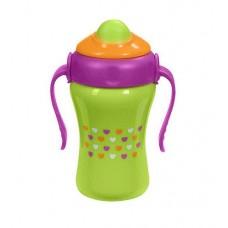 Canita anticurgere cu pai 280 ml - fara BPA