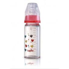 Biberon sticla cu gat standard- 120 ml