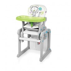 Design Candy 04 green - scaun de masa multifunctional 2 in 1