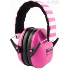 Casca impotriva zgomotului, antifon - pink