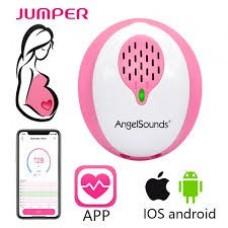 Aparat de ascultat sunete fetale cu aplicatie smartphone JPD-200S